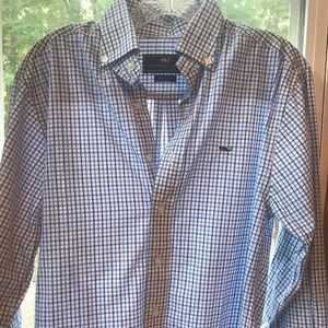 Vineyard Vines Whale Shirt Mens xs